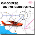 On Course, On the Glide Path CD Cover